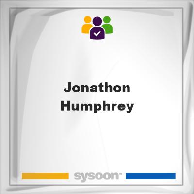 Jonathon Humphrey, member, cemetery