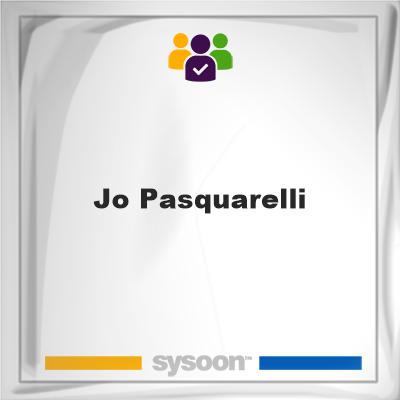Jo Pasquarelli, member, cemetery