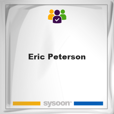 Eric Peterson, member, cemetery